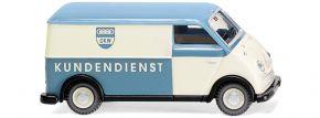 WIKING 033403 DKW Schnelllaster Kastenwagen | Modellauto 1:87 kaufen