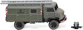 WIKING 036002 Unimog S 404 Fernmeldedienst | LKW-Modell 1:87 kaufen