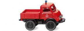 WIKING 036804 Unimog U 401 Feuerwehr | Blaulichtmodell 1:87 kaufen