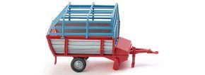 WIKING 038101 Heuladewagen rot/grau | Agrarmodell 1:87 kaufen
