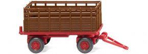 WIKING 038404 Landwirtschaftlicher Anhänger, rehbraun | Agrarmodell 1:87 kaufen