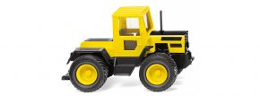 WIKING 038597 MB Trac rapsgelb | Baumaschinenmodell 1:87 kaufen