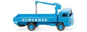 WIKING 042301 Pritschen-Lkw (Magirus 100 D7) | 1:87 kaufen