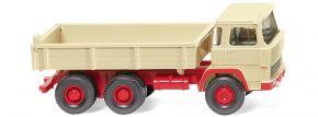 WIKING 042405 Flachpritschenkipper Magirus, hellelfenbein | LKW-Modell 1:87 kaufen