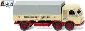 WIKING 042954 MB LP 333 Pritschen-Lkw | Gerolsteiner | MC-Vedes | LKW-Modell 1:87 kaufen