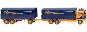 WIKING 043308 Pritschenhängerzug (Volvo F89) ASG   LKW-Modell 1:87 kaufen