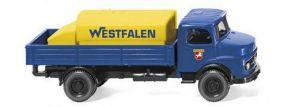 WIKING 043801 Pritschen-Lkw mit Aufsatztank | LKW-Modell 1:87 kaufen