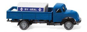 WIKING 043803 Pritschen-Lkw mit Aufsatztank | 1:87 kaufen