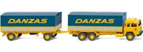 WIKING 047501 Magirus 235 D | Spedition Danzas | LKW-Modell 1:87 kaufen