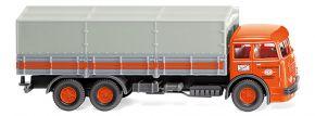 WIKING 047903 Büssing 12000 Pritschen-LKW 3achsig Fehrenkötter LKW-Modell 1:87 kaufen