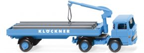 WIKING 050205 Magirus 135 D Baustoffwagen Klöckner | LKW-Modell 1:87 kaufen