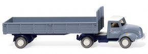 WIKING 051001 Pritschensattelzug (Magirus S 3500) | 1:87 kaufen