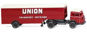 WIKING 051323 Henschel Kofferszg Union-Transport | LKW-Modell 1:87 kaufen