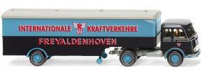 WIKING 051324 MB Pullman Koffersattelzug | LKW Modell 1:87 kaufen