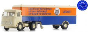 WIKING 051357 MB Pullmann Koffersattelzug | Beurer | MC-VEDES | 1:87 kaufen