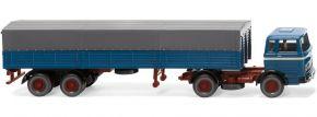 WIKING 051405 MB Pritschensattelzug   LKW Modell 1:87 kaufen