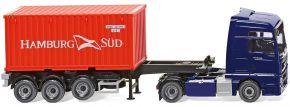 WIKING 052348 MAN TGX Containersattelzug Hamburg Süd   LKW-Modell 1:87 kaufen
