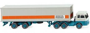 WIKING 052705 Hanomag Henschel Containersattelzug | LKW-Modell 1:87 kaufen