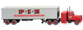 WIKING 052706 Peterbilt Containersattelzug   LKW-Model 1:87 kaufen