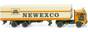 WIKING 054202 Volvo F88 Koffersattelzug NEWEXCO | LKW-Modell 1:87 kaufen