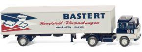 WIKING 054701 Magirus Koffersattelzug ''Bastert'' LKW-Modell 1:87 kaufen