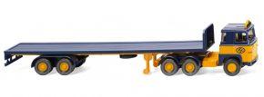WIKING 055403 Scania Flachpritschensattelzug | LKW-Modell 1:87 kaufen