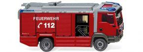 WIKING 061246 Rosenbauer AT LF MAN TGM Euro 6 Feuerwehr | Blaulichtmodell 1:87 kaufen