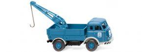 WIKING 063407 Henschel Abschleppwagen | LKW-Modell 1:87 kaufen