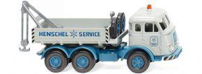 WIKING 063408 Henschel Abschleppwagen | LKW-Modell 1:87 kaufen