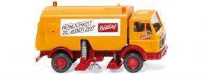 WIKING 064205 Straßenkehrwagen   MB   Bölling   Modell-LKW 1:87 kaufen