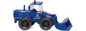 WIKING 065109 Hanomag Radlader THW | Baumaschine 1:87 kaufen