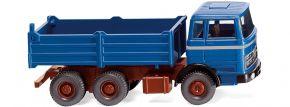 WIKING 067309 Hochbordkipper MB, azurblau | LKW-Modell 1:87 kaufen