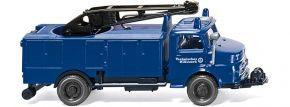 WIKING 069321 MB L 1413 THW Rüstwagen Blaulichtmodell 1:87 kaufen