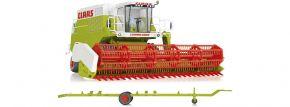 WIKING 077834 Claas Mähdrescher Commandor 116 CS | Landwirtschaftsmodell 1:32 kaufen