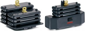 WIKING 077855 Claas Ballast-Gewichte Xerion | Agrarmodell 1:32 kaufen