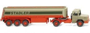 WIKING 078006 Magirus Deutz Tanksattelzug Stadler | LKW-Modell 1:87 kaufen