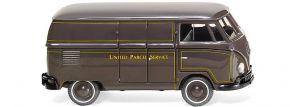 WIKING 078816 VW T1 Typ 2 Kastenwagen UPS | Modellauto 1:87 kaufen