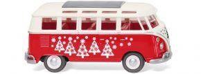 WIKING 079728 VW T1 Sambabus Weihnachtsbulli   Modellauto 1:87 kaufen
