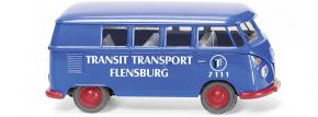 WIKING 079731 VW T1 Bus Transit Transport Flensburg Automodell 1:87 kaufen