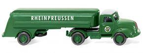 WIKING 080049 Tanksattelzug (Magirus S 3500) | LKW Modell 1:87 kaufen