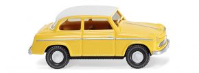 WIKING 080636 Lloyd Alexander TS  gelb mit weißem Dach Automodell 1:87 kaufen
