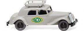 WIKING 082203 Citroën 15 SIX Yacco | Modellauto 1:87 kaufen