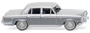 WIKING 083704 Rolls Royce Silver Shadow  BJ 65 | silber-grau | Modellauto 1:87 kaufen