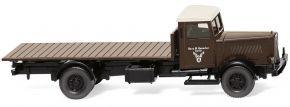 WIKING 084602 Hanomag Flachpritschen-Lkw   LKW-Modell 1:87 kaufen