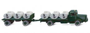 WIKING 085602 Behelfstankzug Büssing 8000   LKW-Modell 1:87 kaufen
