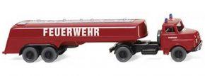 WIKING 086142 Feuerwehr - Großtanklöschfahrzeug (MAN) | Feuerwehrmodell 1:87 kaufen