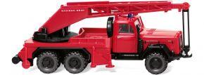 WIKING 086149 Feuerwehr - Kranwagen KW 15 Magirus Uranus | Blaulichtmodell 1:87 kaufen