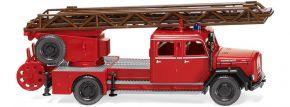 WIKING 086233 Magirus Feuerwehr-Drehleiter DL 25h | Blaulichtmodell 1:87 kaufen