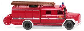 WIKING 086363 Feuerwehr - LF 16 Magirus Bahnfeuerwehr Hannover   Blaulichtmodell 1:87 kaufen
