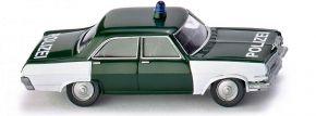 WIKING 086417 Polizei - Opel Kapitän Blaulichtmodell 1:87 kaufen